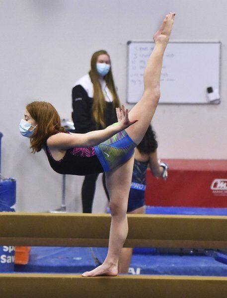 Area Gymnastics Preview: Numbers are high as sport dealing well with pandemic