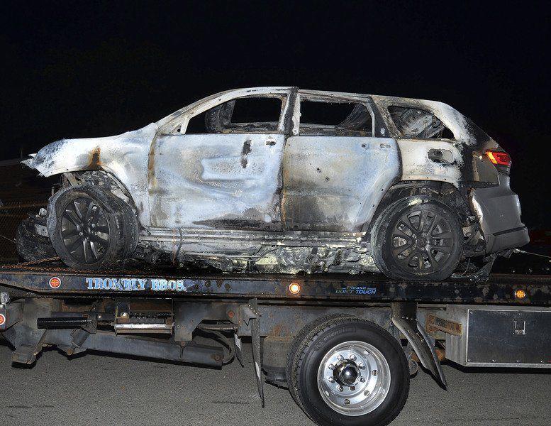 North Andover crash
