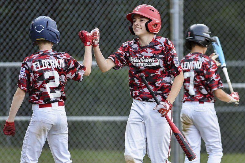 North Andover Little League: Sullivan-Lattuga cracks walk-off grand slam in extras