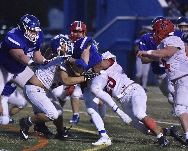 Opportunistic defense, gritty offense keys Central win over Methuen