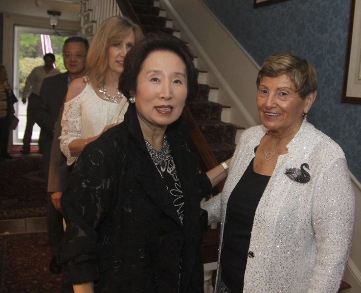 STEPPING OUT: Women of NECC June fundraiser