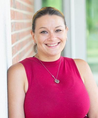 NECC human services major isnew student trustee