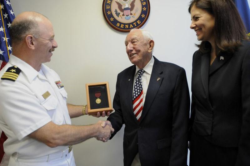 Plaistow veteran finally gets Good Conduct Medal | Local