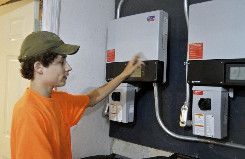 Incentives to save energy