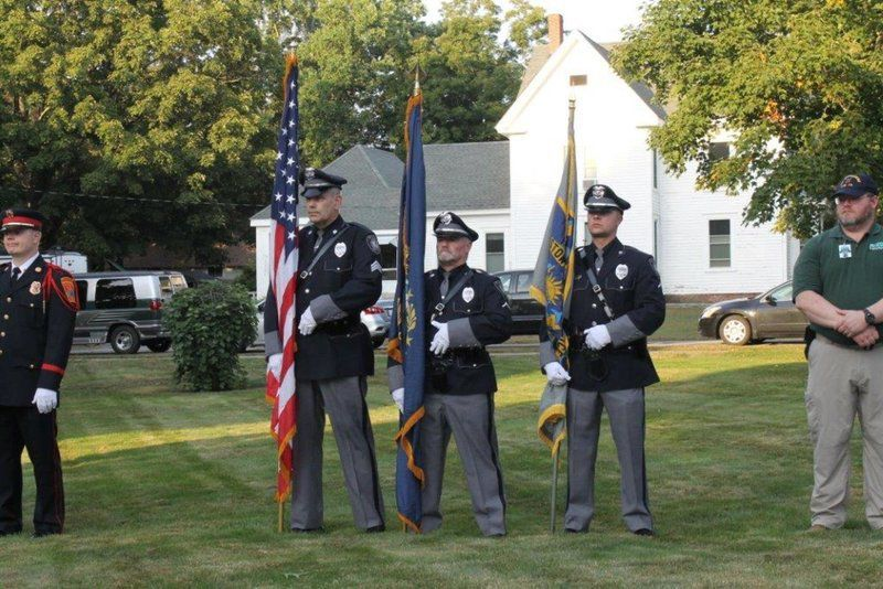Locals mourn those lost on 9/11 in Methuen and Plaistow