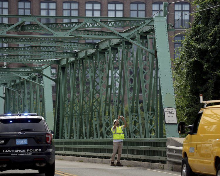 Duck Bridge closed 'til further notice for repairs, safety assessment