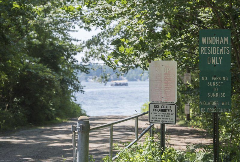 Town wants boat launch rules enforced