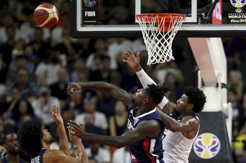 A shocker: US beaten by France in World Cup quarters