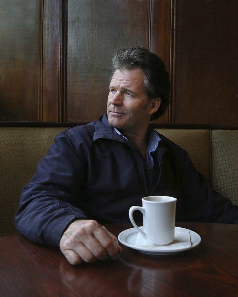 A novel return; Andre Dubus III weaves hints of his past onto the pages of new read