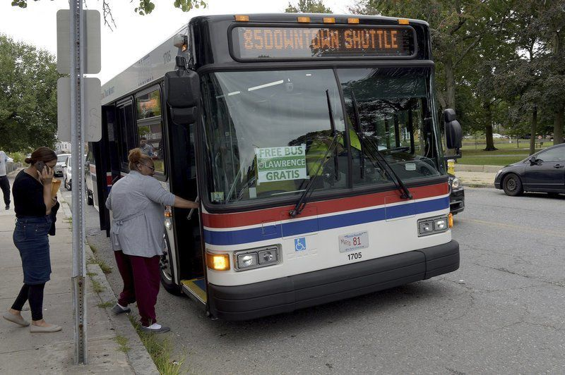 Free rides for Lawrence residents