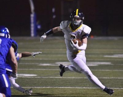 MVC Football: Versatile sophomore back Beal sparks Andover in rout of Lawrence