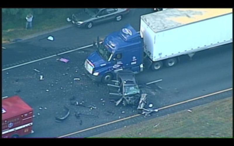 Deadly crash on I-495 | News | eagletribune com