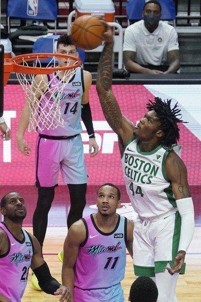 Heat-Celtics game postponed