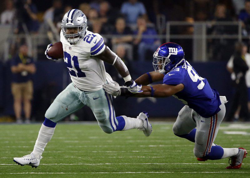 National Football League seeks quick action to get Elliott suspension reinstated