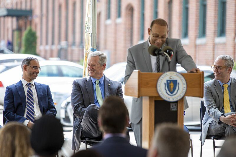 Baker announces affordable housing funding for Lawrence