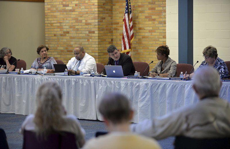 Board chooses Cynthia Paris as Lawrence school