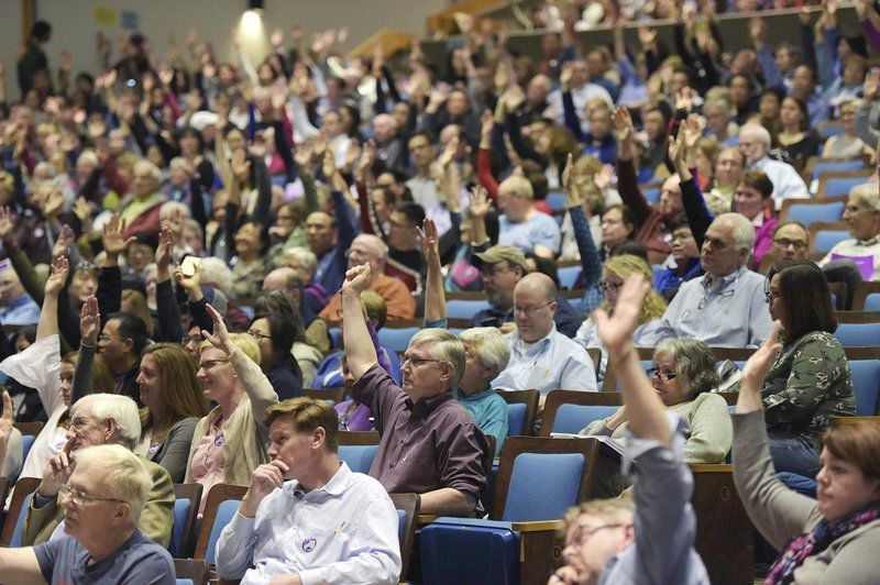 Andover Town Meeting voters banned recreational marijuana shops from town Tuesday night