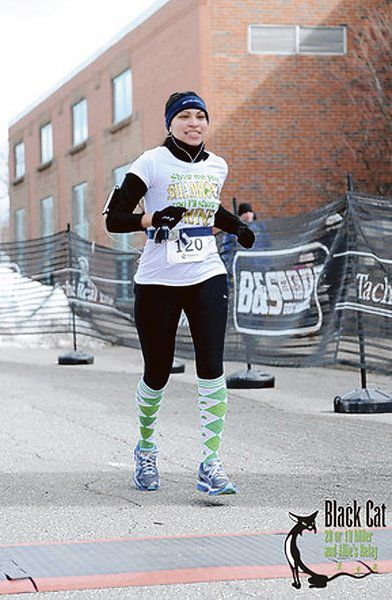 With or without Boston Marathon, Bradford's DeLeon motivated by fallen son