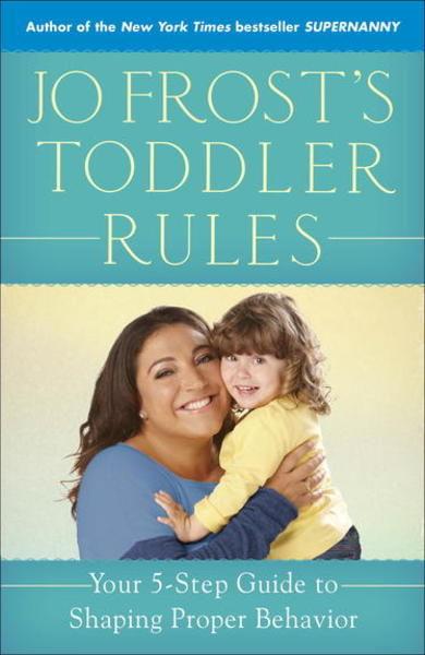 Parenting Supernanny Q&A book