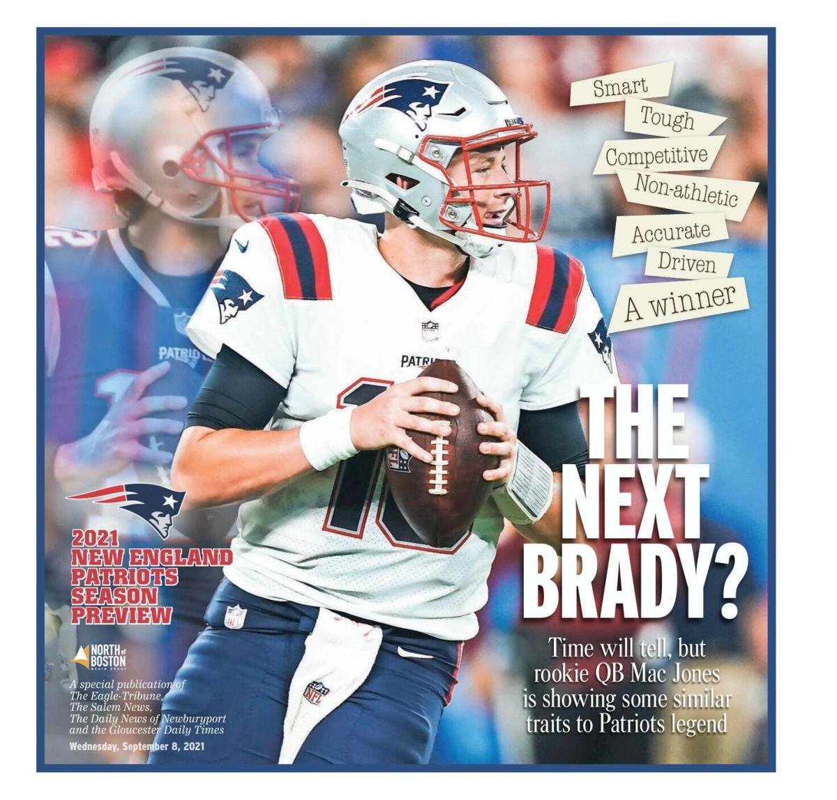 2021 New England Patriots Preview