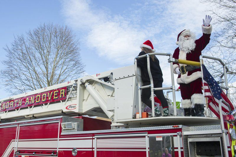 North Andover Christmas Parade 2020 North Andover prepares for Santa Parade | Merrimack Valley