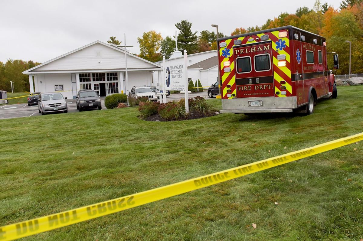 UPDATE: Gunman disrupted wedding at Pelham church; two shot