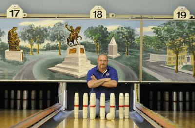 What a string! Haverhill bowler ties world record with a 245