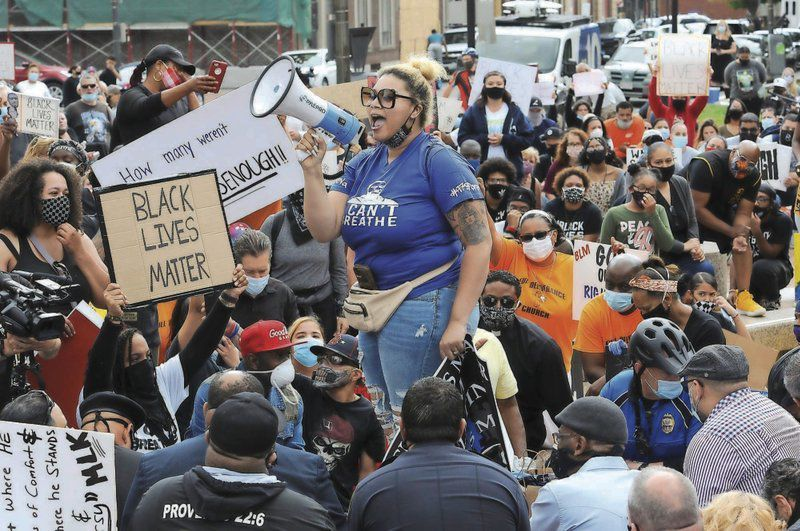 Communities turn focus to racial equality