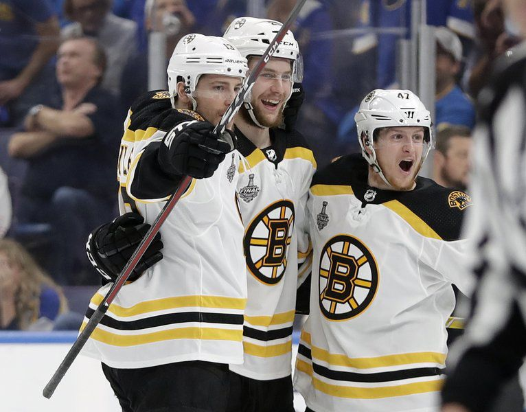 Bruins show what they're made of, force Stanley Cup Game 7