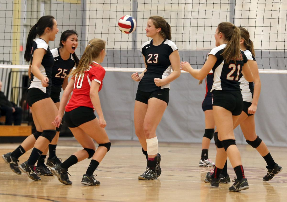 Slideshow: North Andover vs Central Catholic Volleyball ...