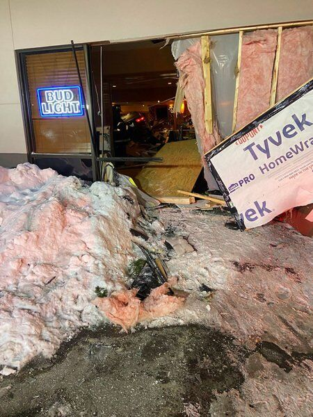 Woman faces DWI charge after car crashes into Haverhill restaurant