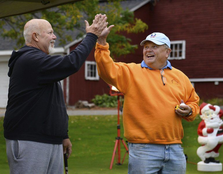 Hole-in-One Contest is this week