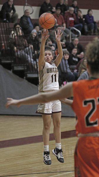 Hometown Sports: Photos from Whittier and Greater Lawrence girls basketball