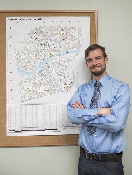UMass gradworking toimprove senior life in Lawrence