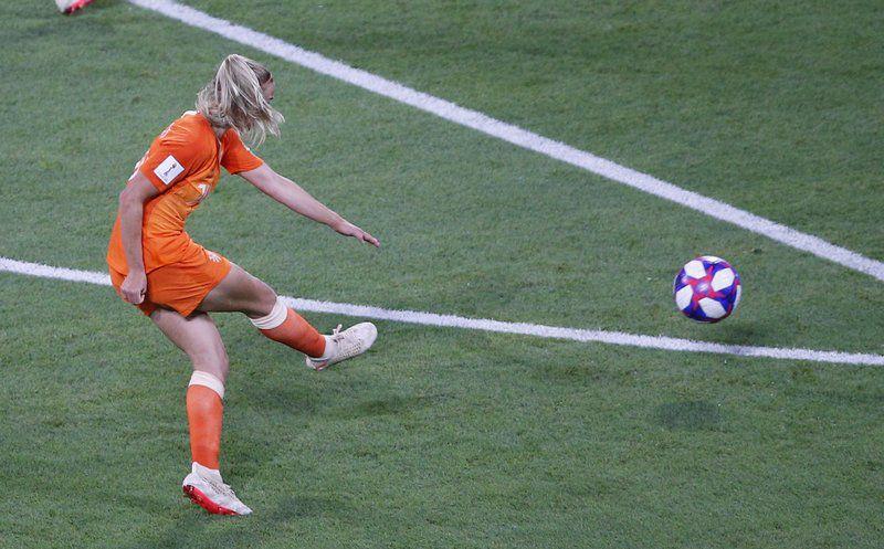 Dutch reach first Women's World Cup final, will face US