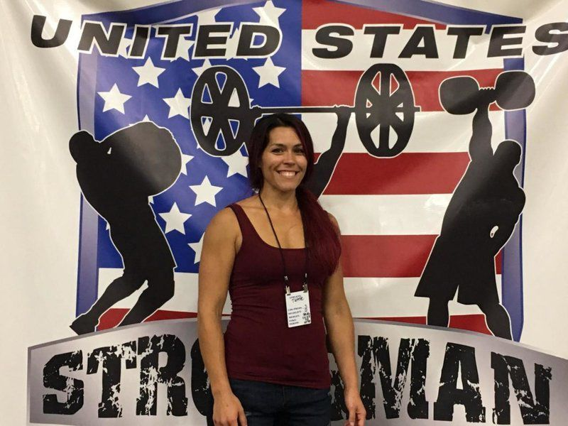 Drive to succeed: Former Timberlane star Jess Cegarra Tuttle now a standout Strongman competitor