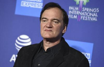 Tarantino has deal for two books on films