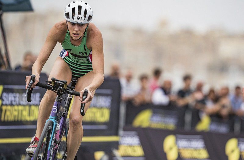 Postponing the Tokyo Olympics could provide boost for Kasper in triathlon