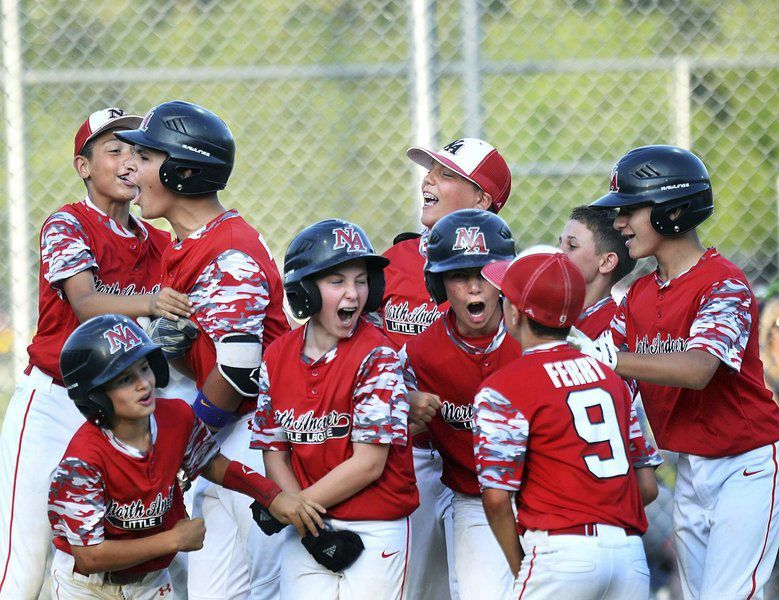 Not done yet: Brown's blast lifts North Andover over Andover, forces elimination game