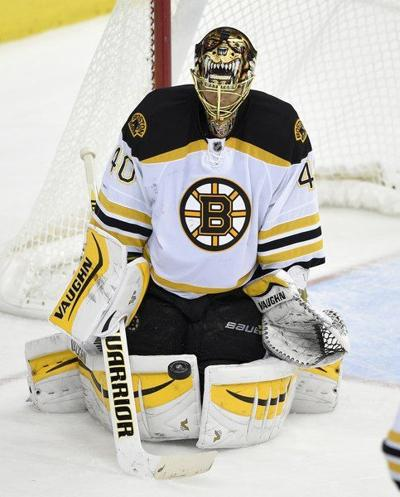 Holtby blanks Bruins again