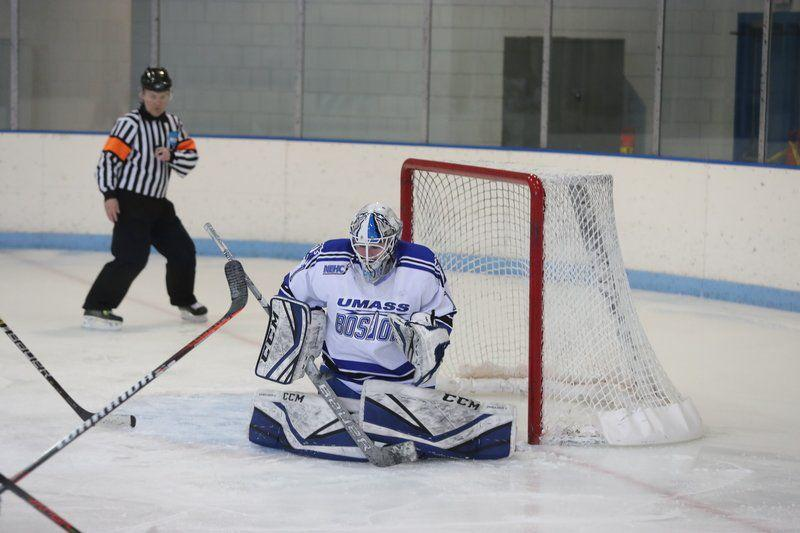 Methuen's Flagg wraps college career with Goalie of the Year ...