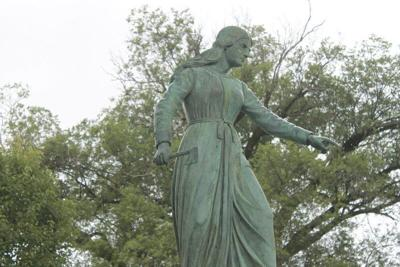 Will Hannah Duston statue stay or will she go?