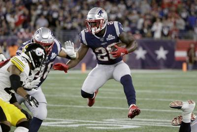 Patriots at Miami: New England needs to get run game going