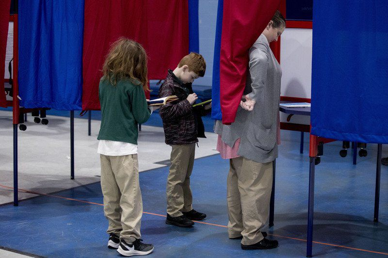 Hopes high that New Hampshire can clarify unsettled Democratic contest