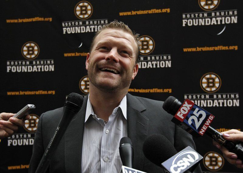A decade later, nothing but love from Bruins legend Thomas