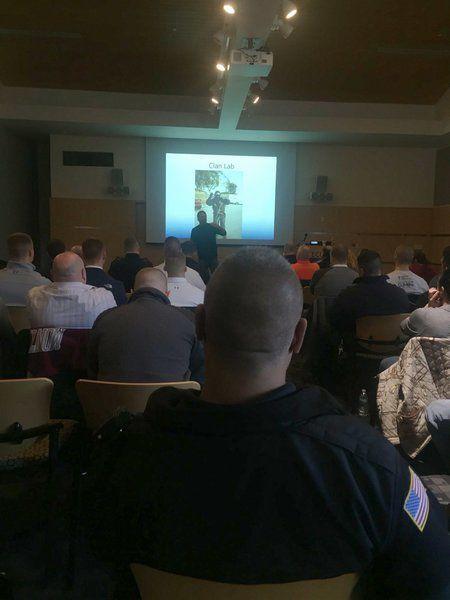Fentanyl incidents prompt cleanups, exposure training