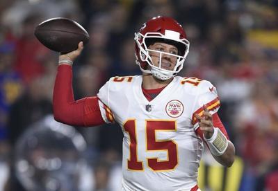 Chiefs score a lot and Burt rolls