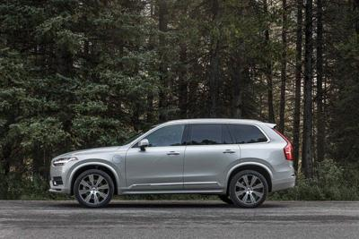 Volvo XC90 brings luxury and style to SUVs