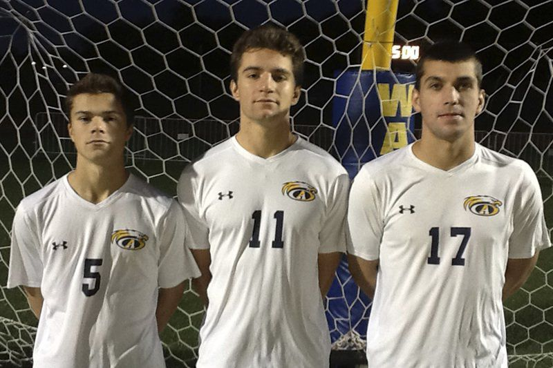 mvc boys soccer awards knights ward honored as small mvp local