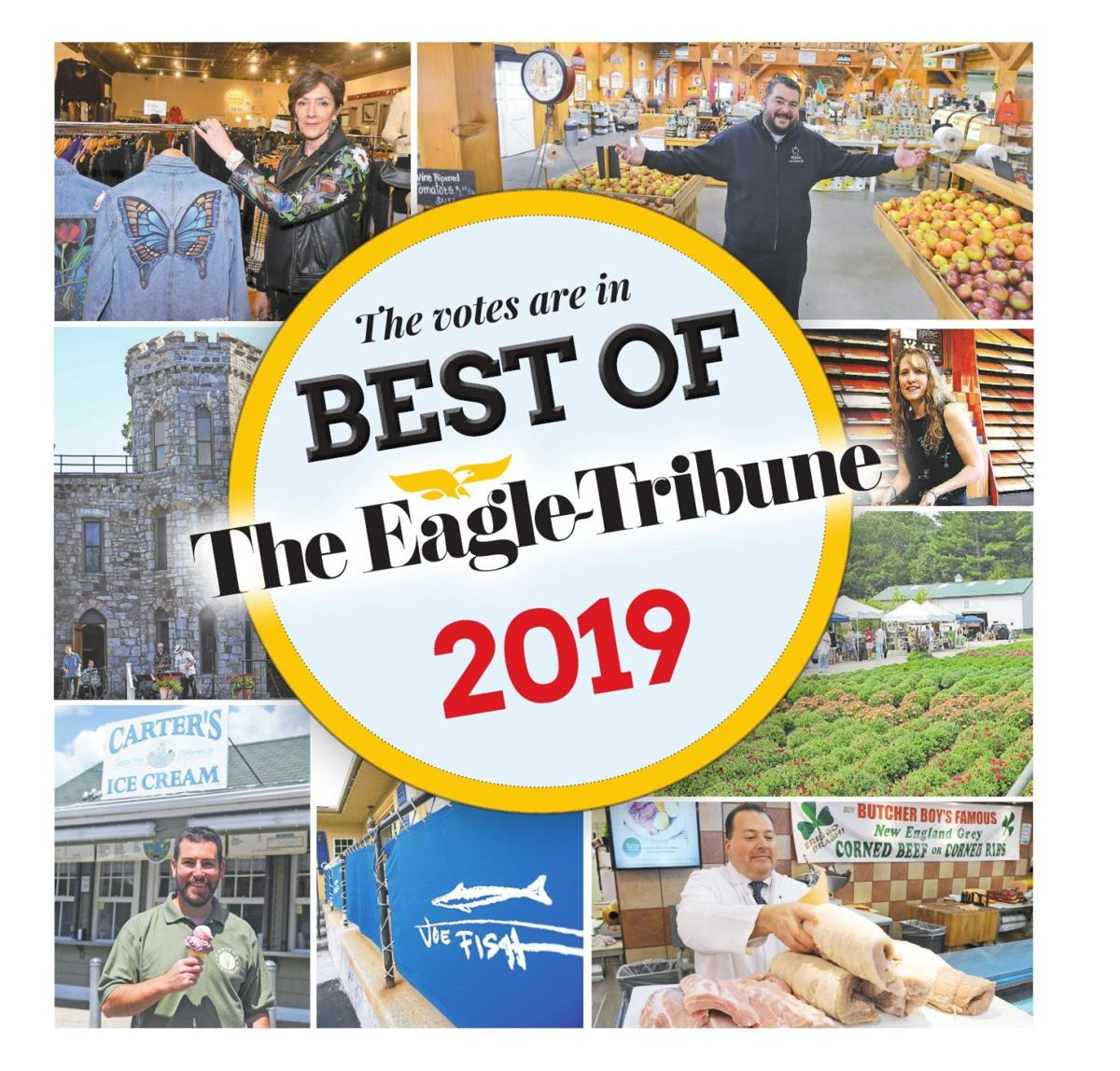 Best of The Eagle-Tribune 2019